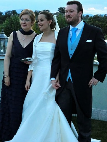 Matrimonio de Mari Carmen