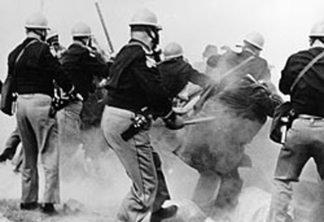 Selma to Montgomery march a.k.a. Bloody Sunday