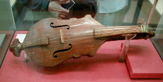 First violin created