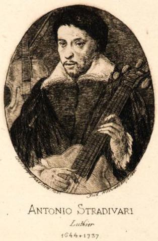 Dead of Stradivari