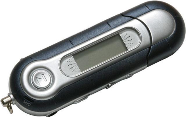 MP3. Ya puedes llevar tu música contigo...