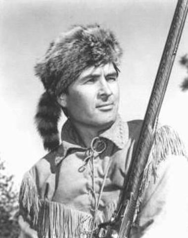 Davy Crockett died