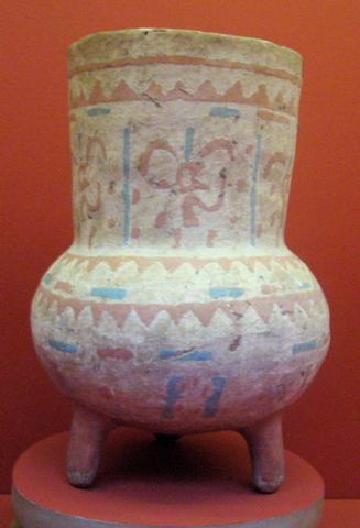 Hohokam pottery from Casa Grande