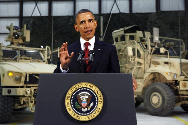 Date of American Troops in Afghanistan postponed