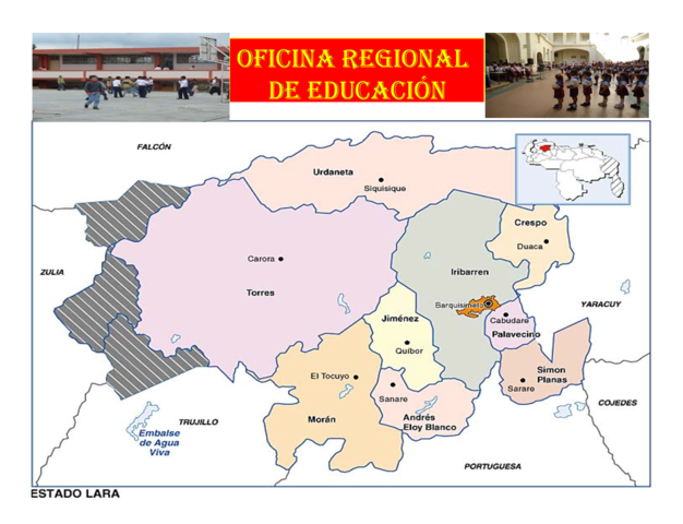 Creación de las ORE:Oficinas Educativas Regionales