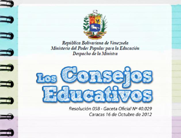 Consejos Educativos
