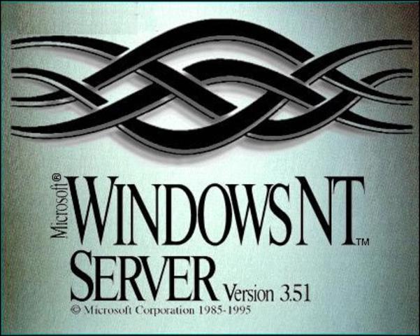 MS-Windows NT 3.51 y MS-Windows 95