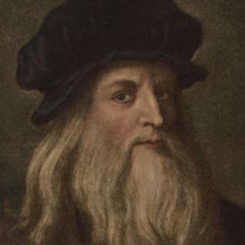 Leonardo died
