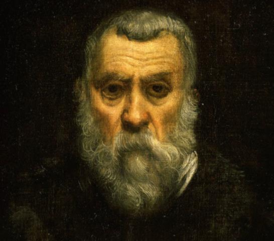 Tintoretto's death