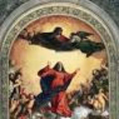 Tintoretto and Titian's artwork