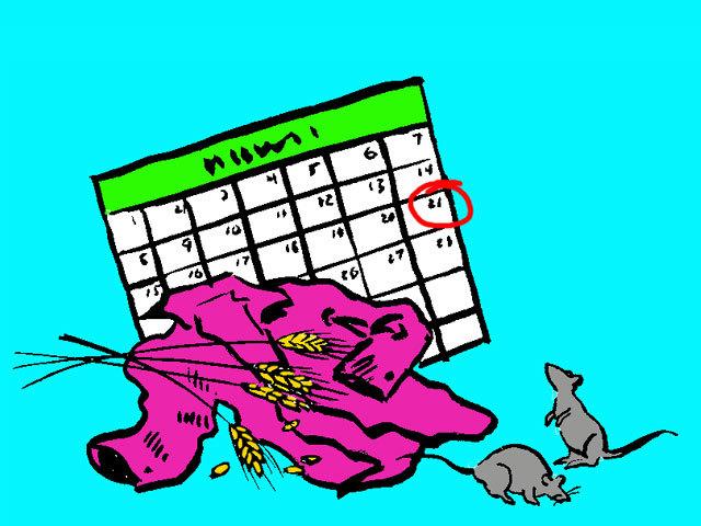 "Jan Baptist van Helmont Creates The ""Recipe For Mice"""