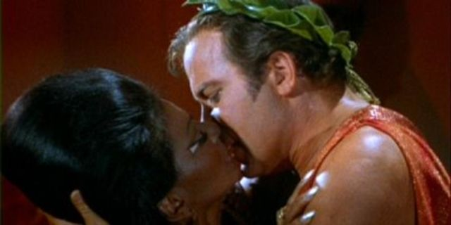 First Interracial Kiss on American Television
