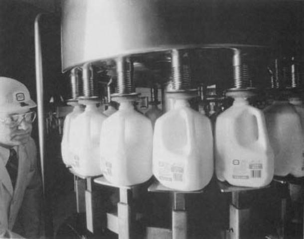 Louis Pasteur Develops The Use Of Pasteurization