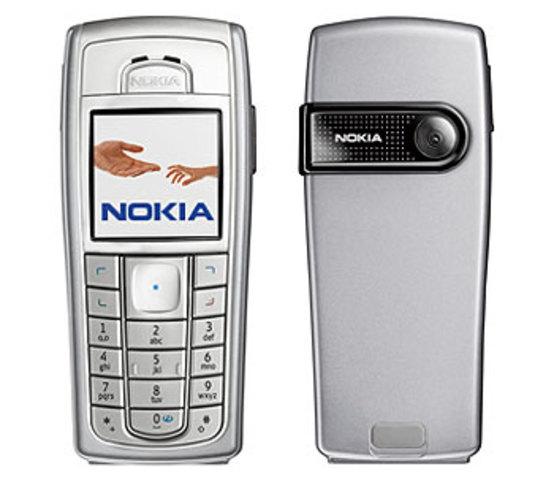 Nokia con cámara