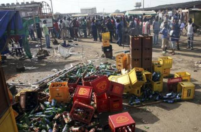 Boko Haram bombs beer center in Maiduguri, Borno