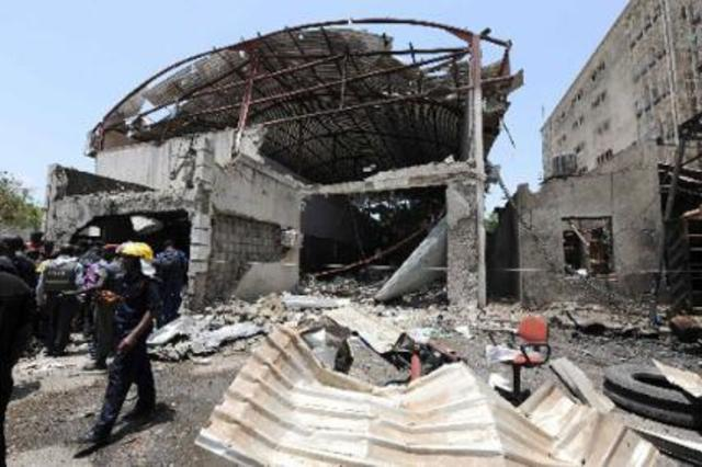 Suicide bombers target THISDAY newspapers offices in Abuja, Kaduna
