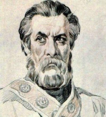 Осада Москвы войском И. И. Болотникова.