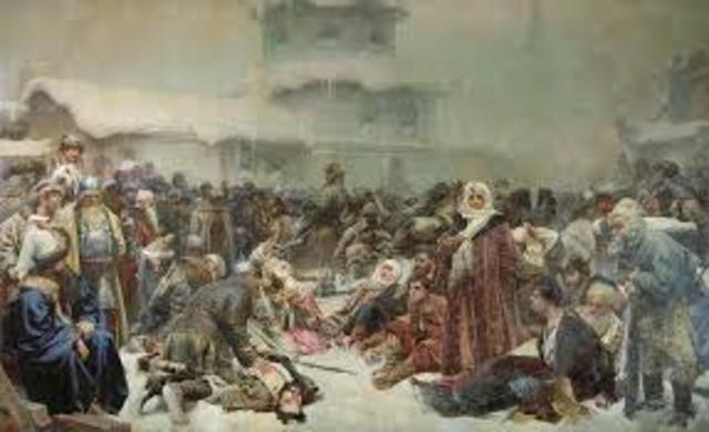 Новгороднское восстание
