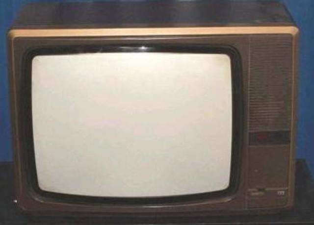 Primera televisión a color, un gran cambio
