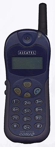 """Alcatel One Touch Easy: un """"ladrillo"""""""