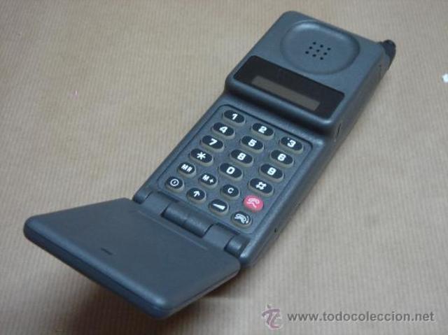 Motorola Executive Phone 2. Aparece el móvil!