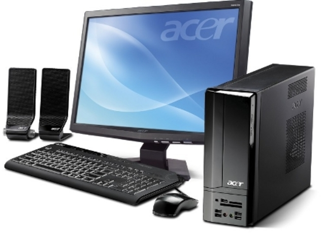 PC Acer Aspire. Un ordenador del Siglo XXI