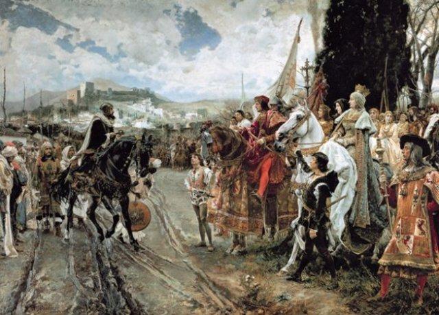 Jews, Gypsies & moors expelles from Spain