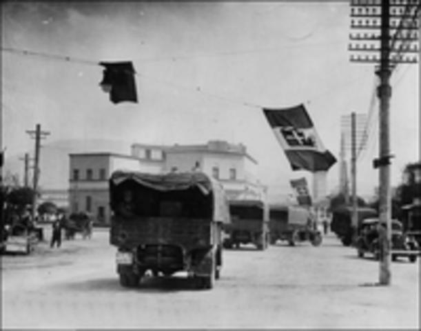 Invasión italiana a Albania