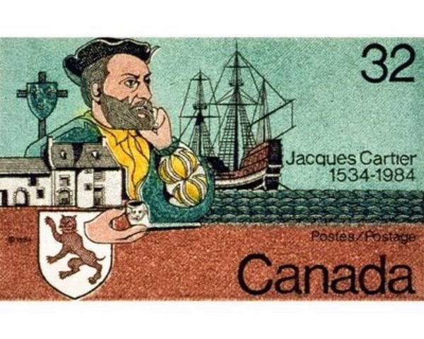 Jacques Cartier First Voyage