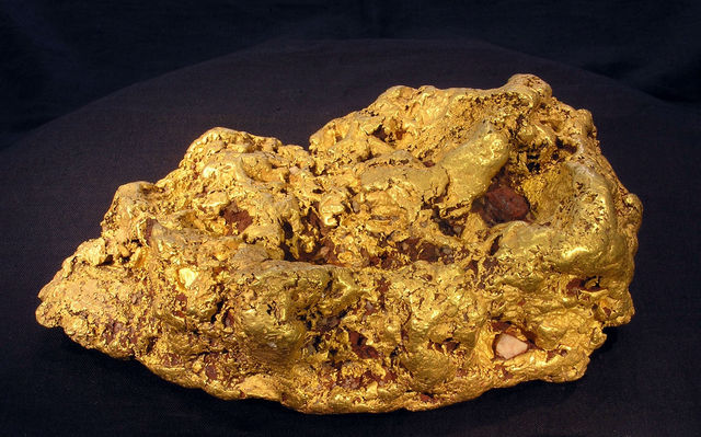 Gold Found In Northern Territory