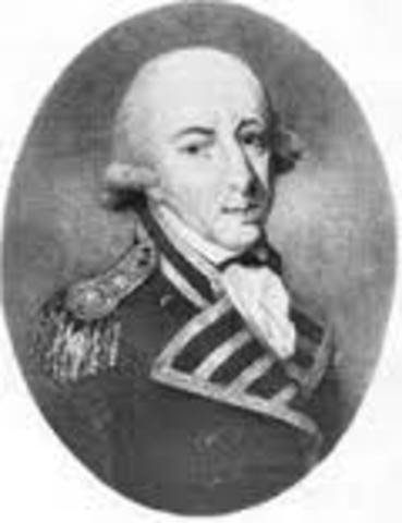 End of Aurthur Phillip's governorship.
