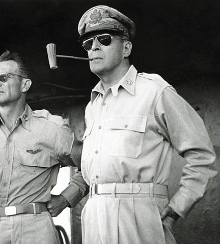 Philippines, Corregidor, Douglas MacArthur