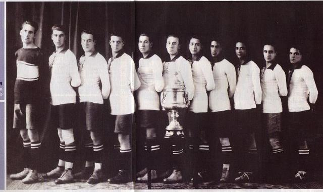 CUP CONCACAF 1965