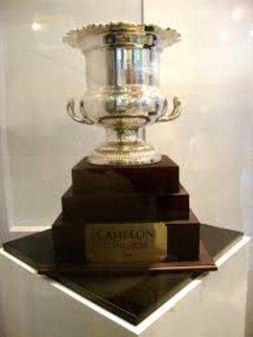 CUP CONCACAF 1977
