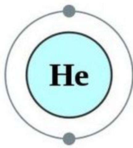 Helium Isoloated
