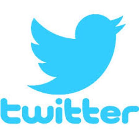 Primera cuenta en twitter