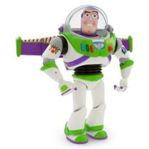 Buzz lightyear parlanchín.