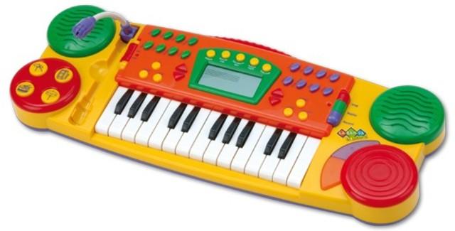 Mi primer teclado