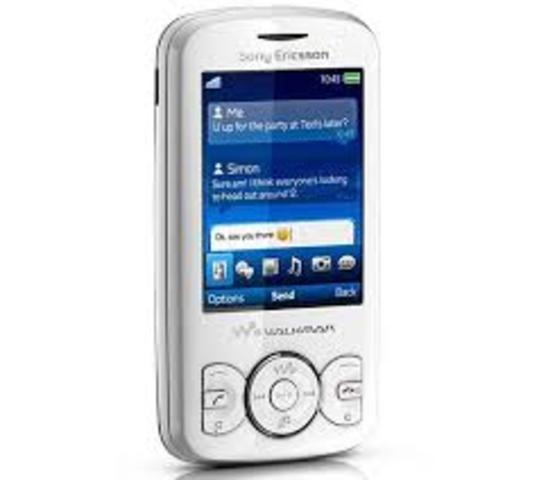 Sony Ericsson W11