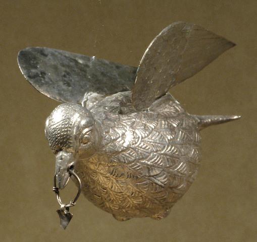 The Attarouthi Treasure - Silver Dove
