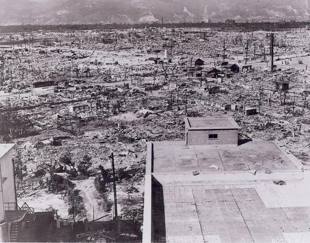 Hroshima & Nagasaki