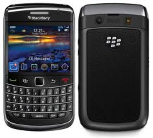 Black Berry Bold 9780