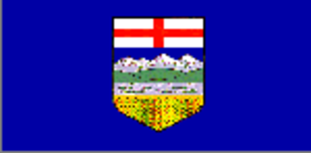 Alberta became a province