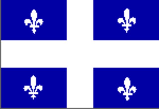 Quebec became a province