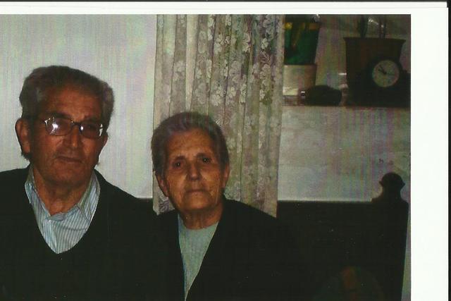 Fallece mi abuelo materno.