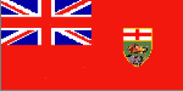 Manitoba became a province