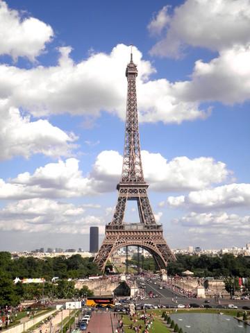 Mi primer viaje a París.