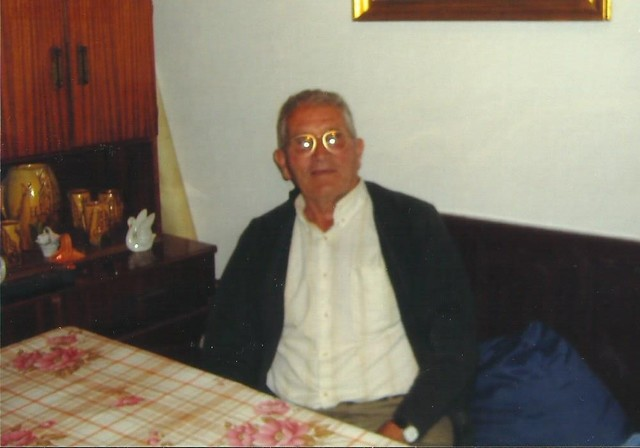 Ultimo cumpleaños de mi abuelo.