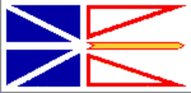 Newfoundland became a province