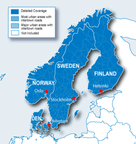 Germans Invade Denmark and Norway